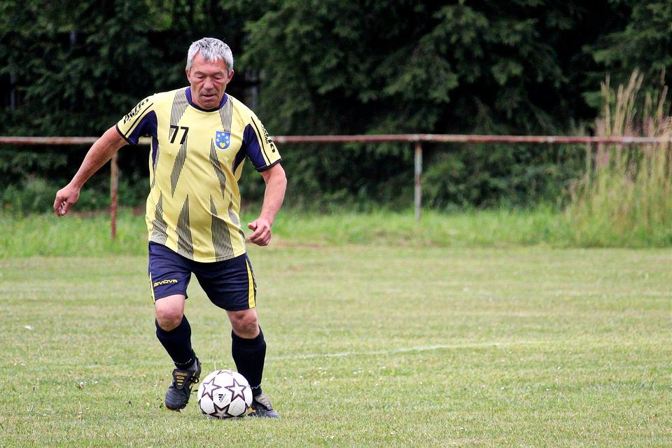 Sport et personnes âgées